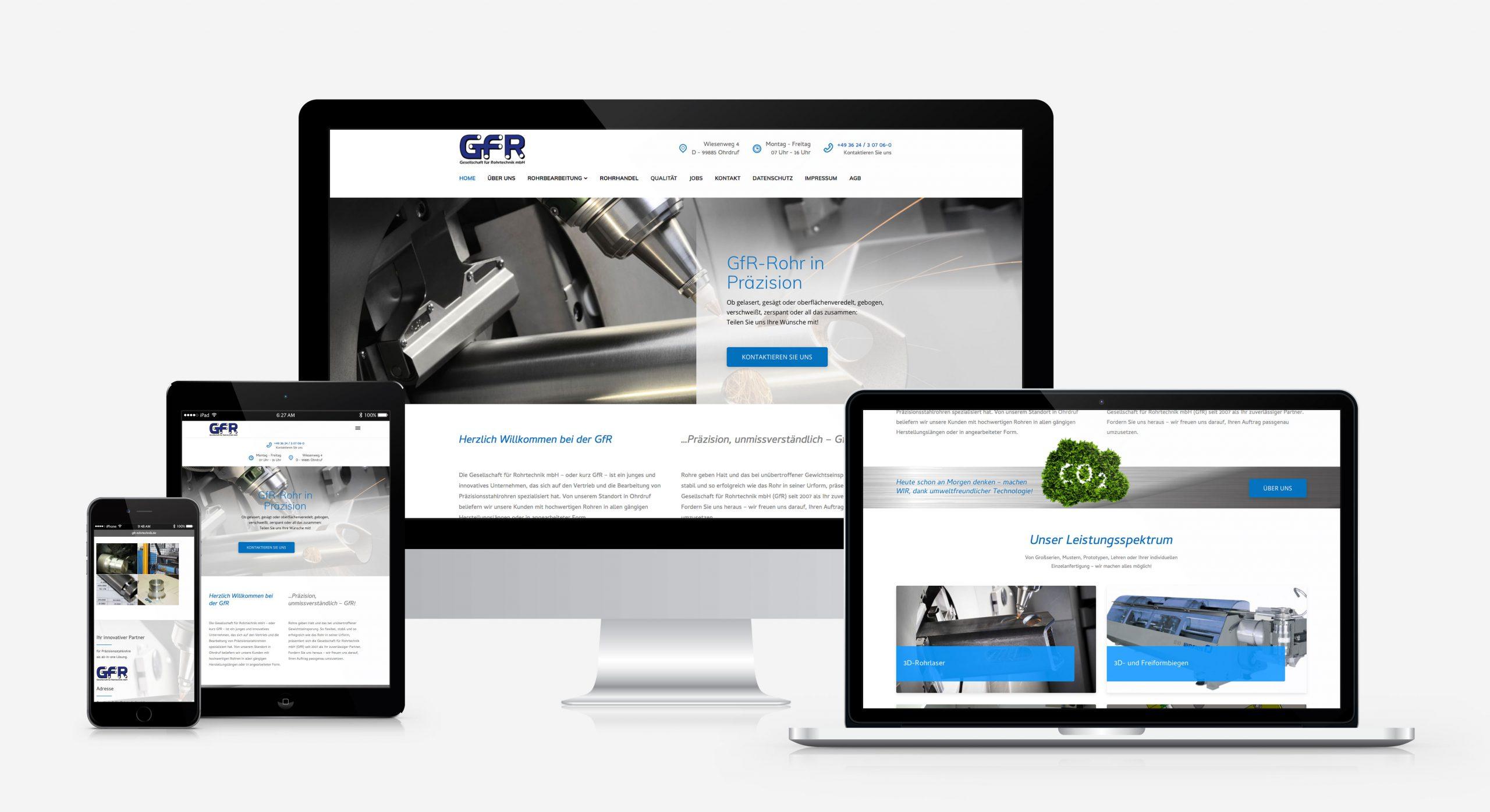 GFR Rohrtechnik